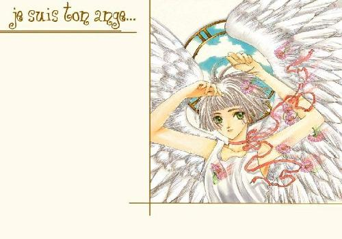 Clover angel (clamp)