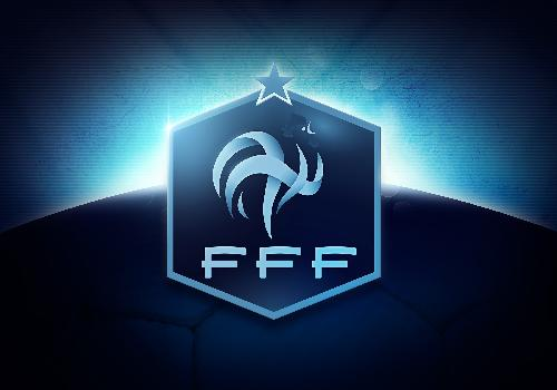Logo of french soccer team