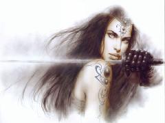 Click to downlowd the picture :: Luis Royo: Ritual