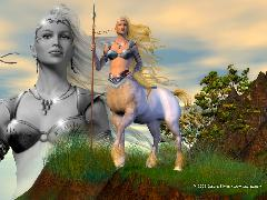 Click to downlowd the picture :: Monsters & Creatures: female centaur