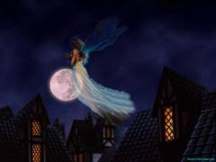 Click to downlowd the picture :: Fairy in the night