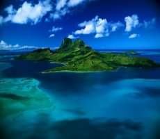 Click to downlowd the picture :: Islands and ocean