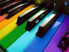 Click to downlowd the picture :: Color piano