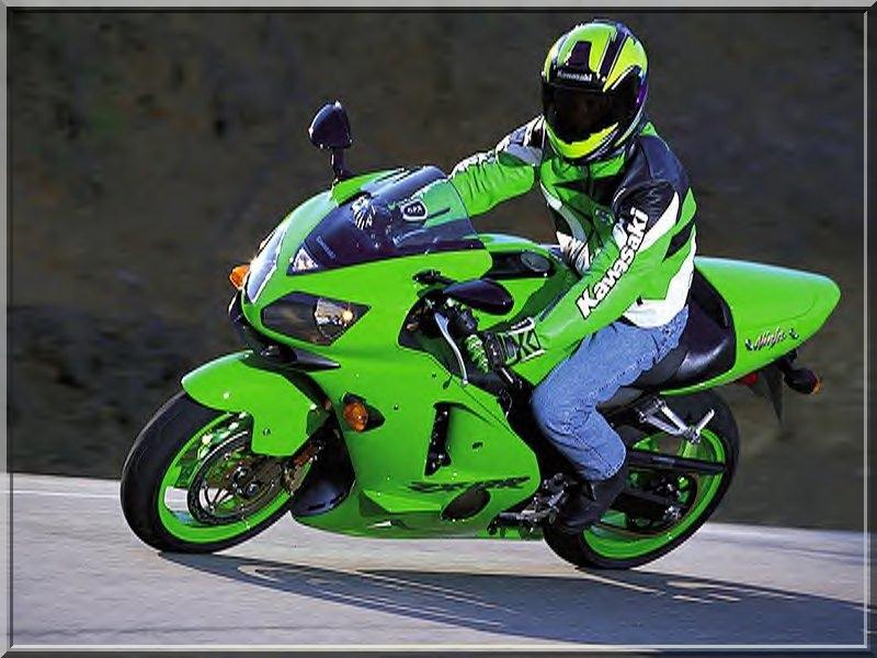 Kawasaki R Ninja St Louis