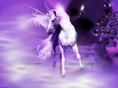 Cliquez pour télécharger l'image :: Une belle licorne