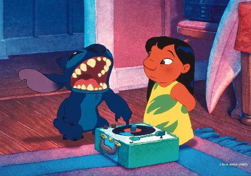 Wallpapers Christmas Lilo And Stitch