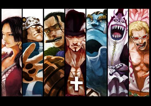 One Piece The Captains Corsairs Bands
