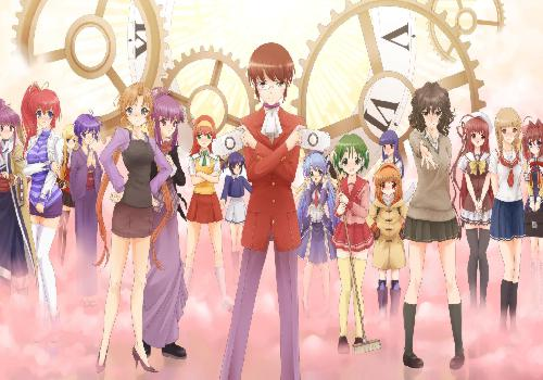 QSVSF Cross Over Aquaplus Sister Princess Ai Yori Aoshi Chiisana Hoshi no Yume Da Capo II Tears to Tiara