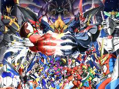 Wallpapers Super Robot Wars All Robots