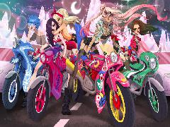 Wallpapers Sailor Moon Gang Moto
