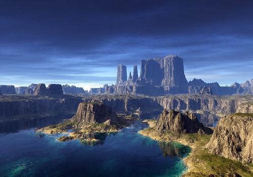 Fond d 39 cran magnifique rien a dire montagnes for Magnifique fond ecran