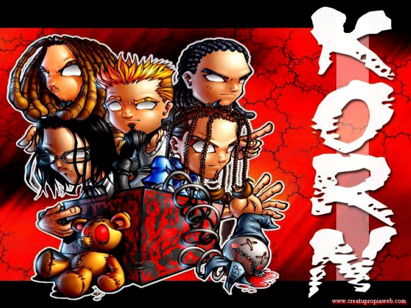 Korn Toon Wallpaper Brands And Music