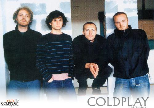Coldplay : Coldplay