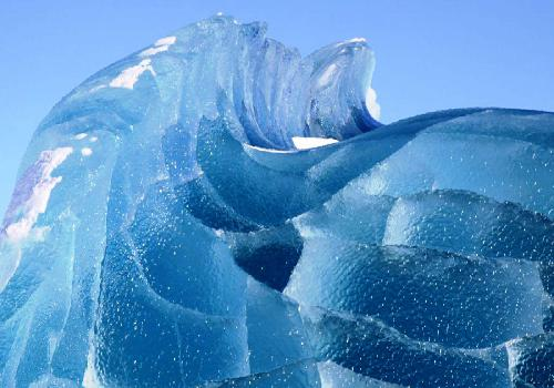 ice waves