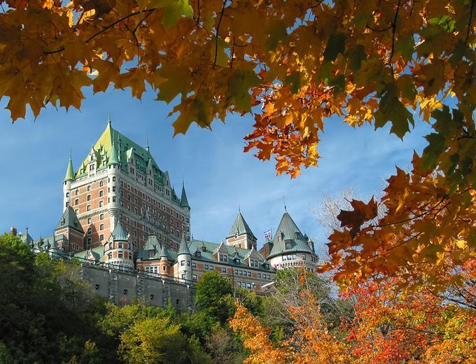 Photo Canada Ville Fond D  Ef Bf Bdcran