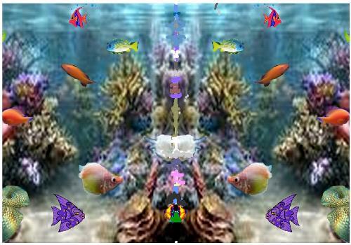 خلفيات و صور من قاع البحر والأسماك صور ورسوم