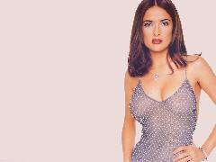 Salma Hayek Wallpapers And Pictures