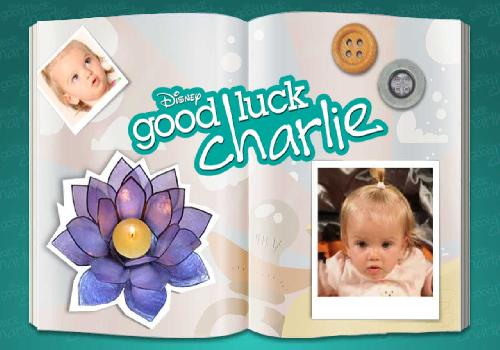 Good Luck Charlie, Charlie