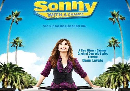 Sonny with a Chance: she's in for the ride of her life