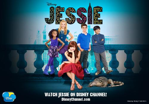 Jessie The TV Show Wallpaper