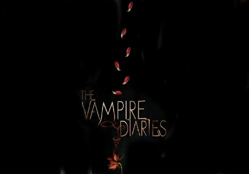 The Vampire Diaries: the poster
