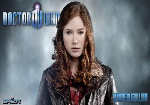 Doctor Who: Carren Gillan