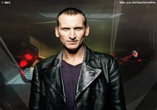 Dr Who 9, Christopher Eccleston