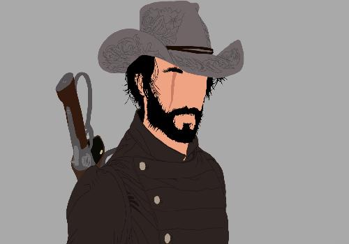 Hector from Westworld